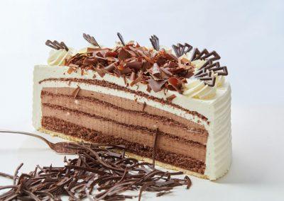 Schokosahne Torte
